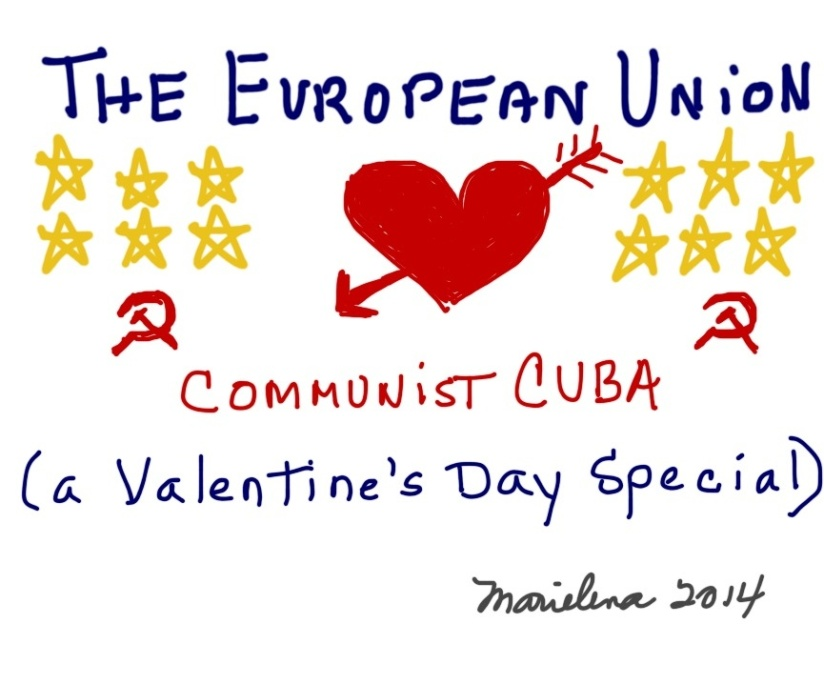 The European Union's Love Affair with Cuba