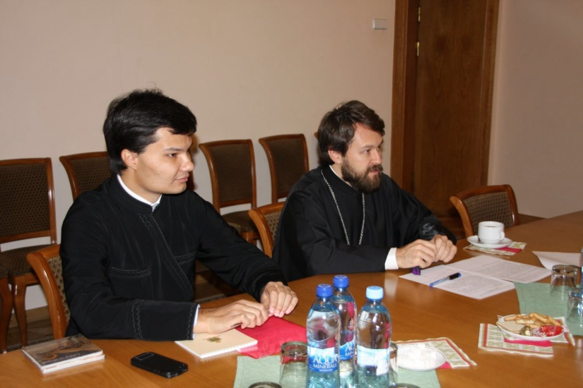 ANOTHER REALITY CHECK: Metropolitan Hilarion of Volokolamsk meeting with Communist representatives of Cuba's government