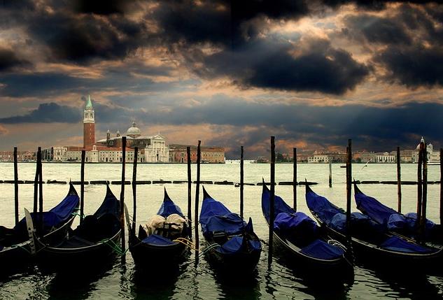 Venice. Stunning.