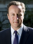 Official photo of United Kingdom Prime Minister David Cameron, from 10 Downing Street website.