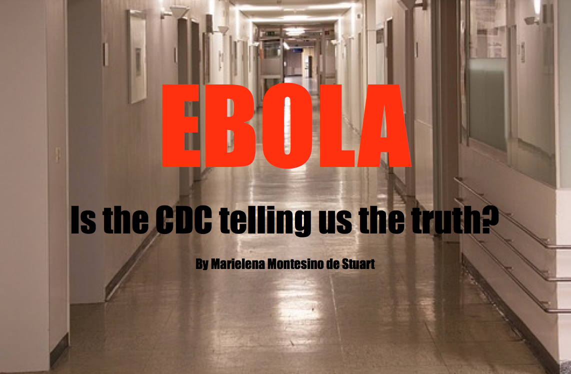 EBOLA: Is the CDC telling us the truth?