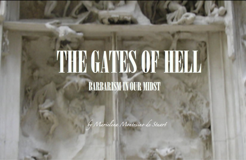 THE GATES OF HELL: Human beings dismembered for sale of organs and body parts