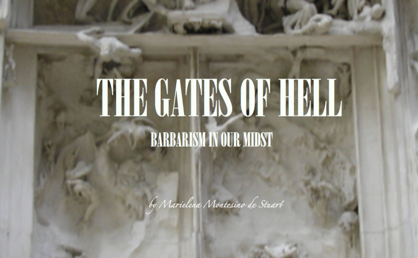 THE GATES OF HELL: Human beings dismembered for sale of organs and bodyparts