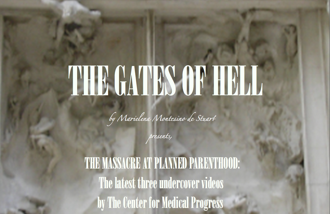 THE GATES OF HELL:  Massacre at Planned Parenthood