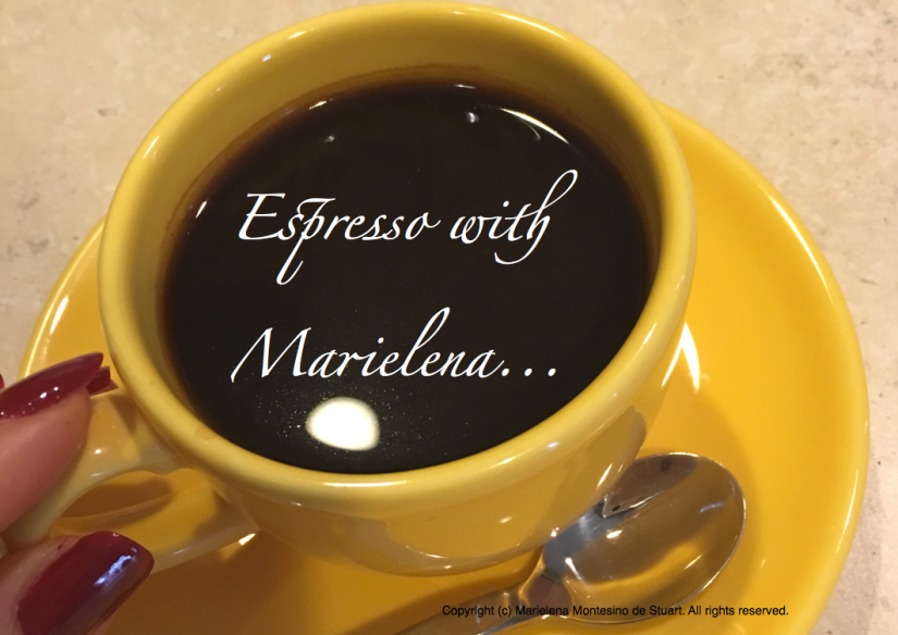ESPRESSO WITH MARIELENA… Opera in the afternoon