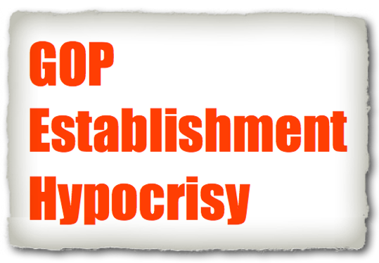 HYPOCRISY ON STEROIDS: Waterboarding, Terror, Abortion– and the GOP 'Twosome from Hell'