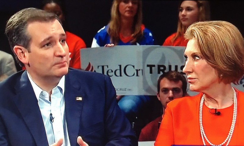 Cruz said in Orlando that he promises to be a principled person. Liar! Here'swhy…