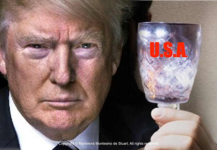 A TOAST FOR DONALD J. TRUMP: The 2016 Road to the White House seen by a Survivor of Communism