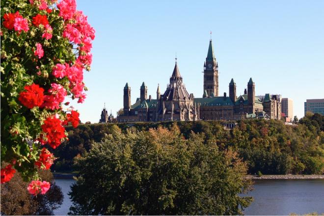 Ottawa, Parliament Hill, Canada