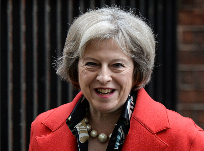 SWINGING HARD STRAIGHT OUT OF THE BOX: UK's new PM Theresa May