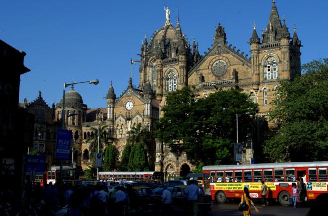 Victoria Station, Bombay (Mumbai)