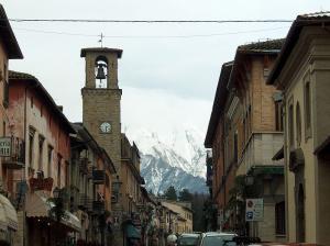 Amatrice, Lazio, Italia - Marielena Montesino de Stuart