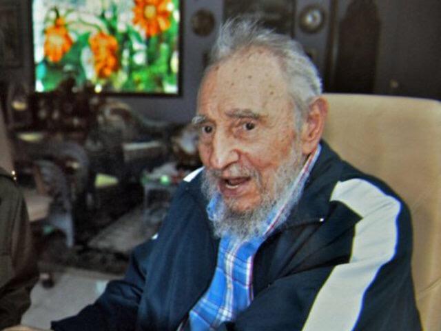 Celebrating Fidel Castro's Death