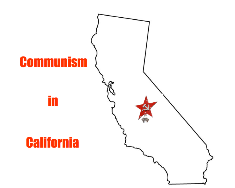 Communism in California: It's Official