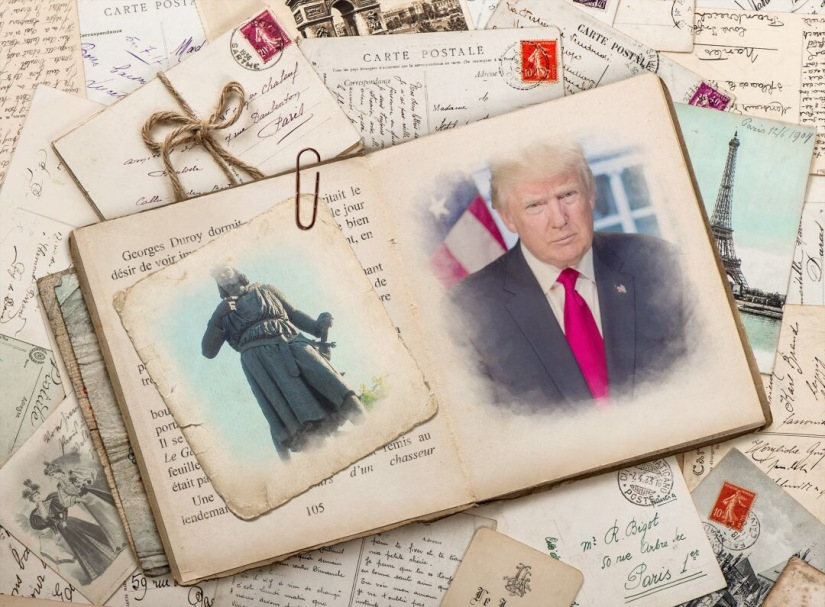 DIFFICULT TIMES: Message from Louis IX (Saint and King of France) to PresidentTrump