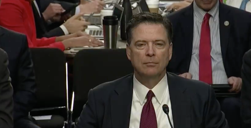 U.S. Senate Intel Hearing Exposes James Comey's Premeditated Agenda Against President Trump