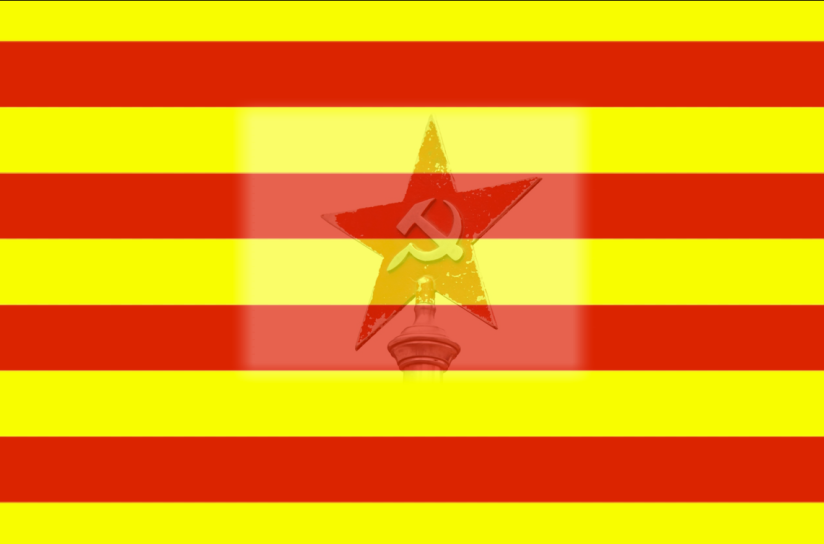 THE CATALAN INDEPENDENCE MOVEMENT: Communism in Action