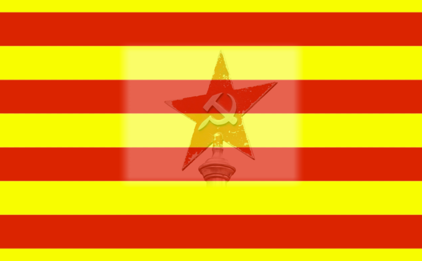 THE CATALAN INDEPENDENCE MOVEMENT: Communism inAction