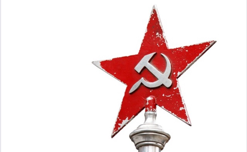 Don't be afraid to use the wordCOMMUNIST!
