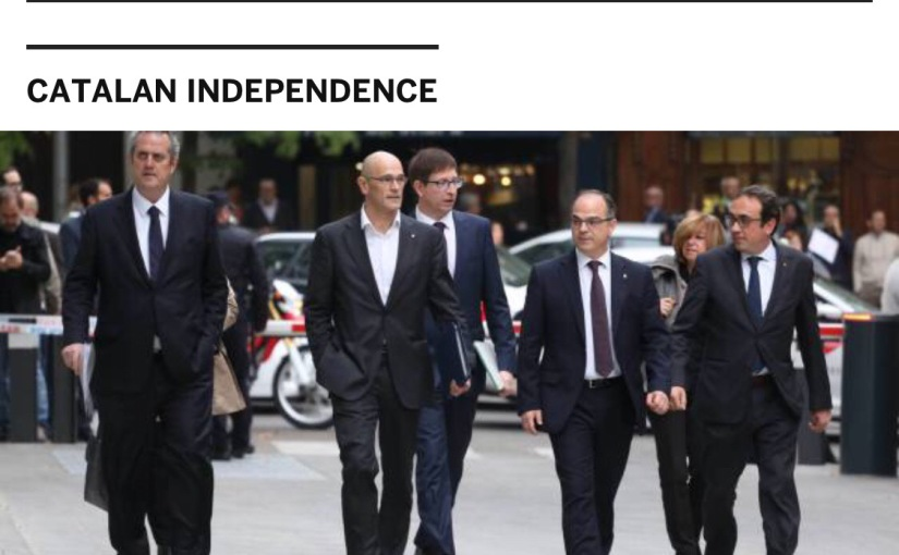 """""""National and international"""" search for arrest of fugitive Catalan """"leader"""" Puigdemont wanted in Spain. HINT, HINT Catalan ex gov't LOVESCuba!"""